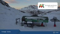 Archiv Foto Webcam Pico Tres Hombres (2276 m) - Formigal 21:00