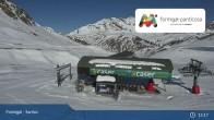 Archiv Foto Webcam Pico Tres Hombres (2276 m) - Formigal 07:00