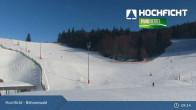 Archiv Foto Webcam Hochficht: Kids Park und Skiarena 08:00