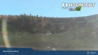 Archived image Webcam Ski Resort Hochficht - Kids' park 03:00