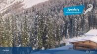 Archiv Foto Webcam Fendels - Sattelboden 07:00