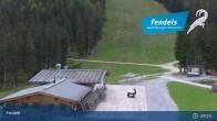 Archiv Foto Webcam Fendels - Sattelboden 03:00