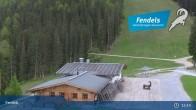 Archiv Foto Webcam Fendels - Sattelboden 09:00