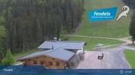 Archiv Foto Webcam Fendels - Sattelboden 11:00
