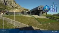 Archiv Foto Webcam Grubig II Gondel im Skigebiet Lermoos Grubigstein 06:00