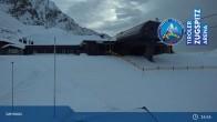 Archiv Foto Webcam Grubig II Gondel im Skigebiet Lermoos Grubigstein 23:00