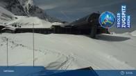 Archived image Webcam Lermoos Grubigstein Ski Resort: Grubig II Gondola 07:00
