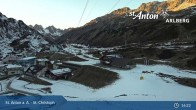 Archiv Foto Webcam St. Christoph (Arlberg) 00:00