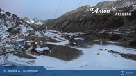 Archiv Foto Webcam St. Christoph (Arlberg) 06:00