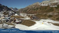 Archiv Foto Webcam St. Christoph (Arlberg) 10:00