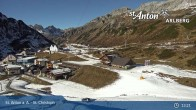 Archiv Foto Webcam St. Christoph (Arlberg) 12:00