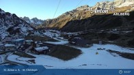 Archiv Foto Webcam St. Christoph (Arlberg) 14:00