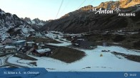 Archiv Foto Webcam St. Christoph (Arlberg) 16:00
