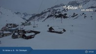 Archiv Foto Webcam St. Christoph (Arlberg) 01:00