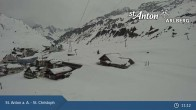 Archiv Foto Webcam St. Christoph (Arlberg) 05:00