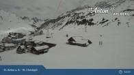 Archiv Foto Webcam St. Christoph (Arlberg) 07:00