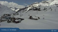 Archiv Foto Webcam St. Christoph (Arlberg) 09:00