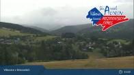 Archived image Webcam Chairlift Prezidentský expres Vitkovice 05:00