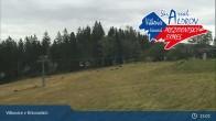 Archived image Webcam Chairlift Prezidentský expres Vitkovice 09:00