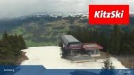 Archiv Foto Webcam Wurzhöhe, Jochberg: Bergstation Wagstätt 14:00