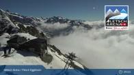 Archived image Webcam Top station Fiescheralp-Eggishorn (Aletsch Arena) 03:00