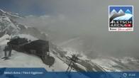Archived image Webcam Top station Fiescheralp-Eggishorn (Aletsch Arena) 05:00
