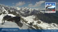 Archived image Webcam Top station Fiescheralp-Eggishorn (Aletsch Arena) 07:00