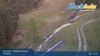 Archiv Foto Webcam Talstation Wetterkreuzbahn 19:00