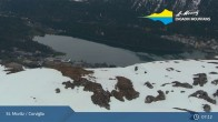 Archiv Foto Webcam St. Moritz - Corviglia 23:00