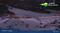 Archiv Foto Webcam St. Moritz - Corviglia 01:00