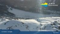 Archiv Foto Webcam St. Moritz - Corviglia 03:00