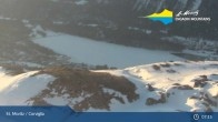 Archiv Foto St. Moritz Corviglia: Video-Webcam 01:00