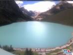 Archiv Foto Webcam Lake Louise: The Fairmont Chateau 03:00