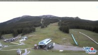 Archiv Foto Webcam Talstation Lake Louise 05:00