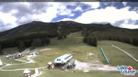Archiv Foto Webcam Talstation Lake Louise 07:00