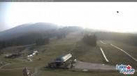 Archived image Webcam Base Area Lake Louise 01:00