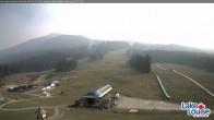 Archived image Webcam Base Area Lake Louise 03:00