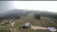 Archived image Webcam Base Area Lake Louise 05:00