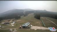Archived image Webcam Base Area Lake Louise 07:00