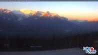 Archived image Webcam Whitehorn Lodge 01:00