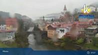 Archiv Foto Webcam Stadt Murau 09:00