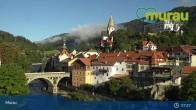 Archiv Foto Webcam Stadt Murau 01:00