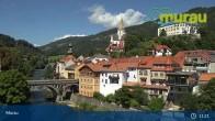 Archiv Foto Webcam Stadt Murau 05:00