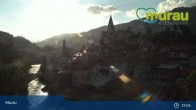Archiv Foto Webcam Stadt Murau 13:00
