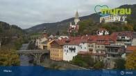 Archiv Foto Webcam Stadt Murau 03:00