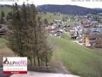 Archiv Foto Webcam Alphotel Kleinwalsertal 13:00