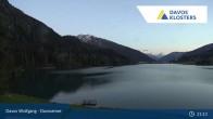 Archiv Foto Webcam Davosersee 19:00