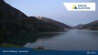 Archiv Foto Webcam Davosersee 23:00