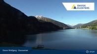 Archiv Foto Webcam Davosersee 01:00