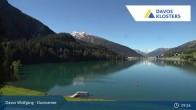 Archiv Foto Webcam Davosersee 03:00